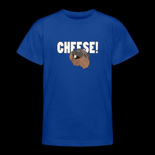 CHEESE! - Teenage T-Shirt