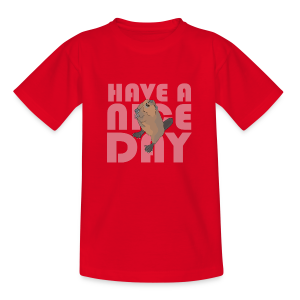NICE DAY - Teenage T-shirt