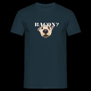 BACON DOG - Men's T-Shirt