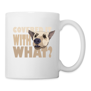 COVERED IT - Mug