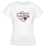 T-Shirts ~ Women's T-Shirt ~ MAPLE KIND