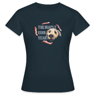T-Shirts ~ Women's T-Shirt ~ MAPLE KIND