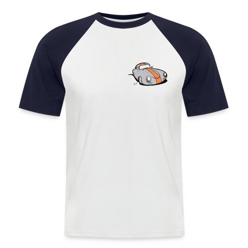 1HB Motif 356 racing 2 - T-shirt baseball manches courtes Homme