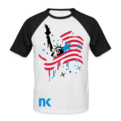 NK USA - Men's Baseball T-Shirt