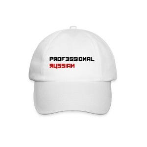 Professional Russian cap - Baseballcap