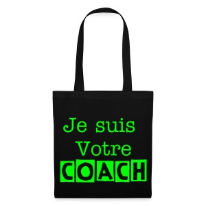 Sac cotton Coach - Tote Bag