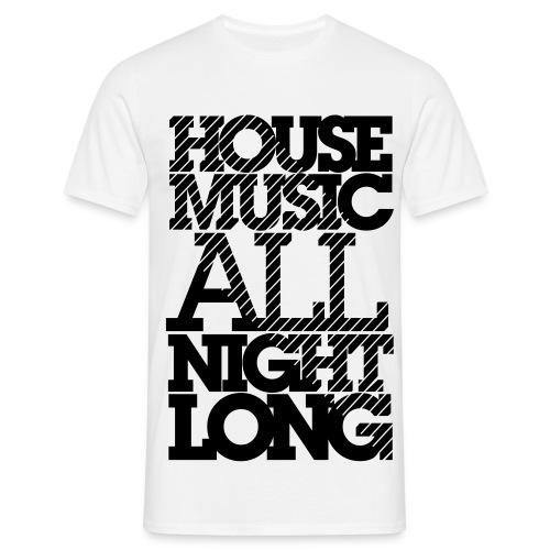 House music - Men's T-Shirt
