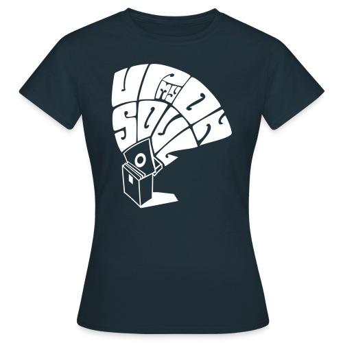 Girls / Upon My Soul - White Logo - Women's T-Shirt