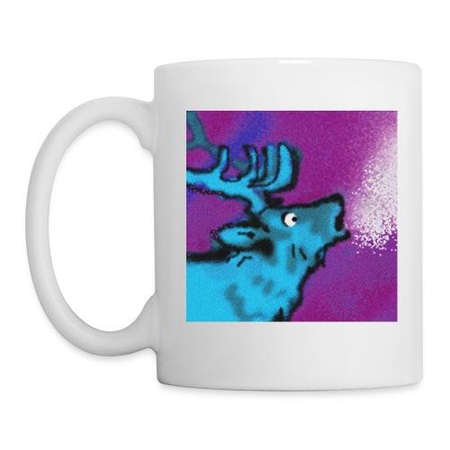 Röhrender Hirsch Klasse Tasse! - Tasse