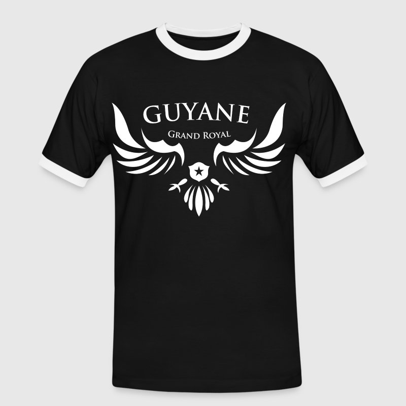 Guyane T-shirts - T-shirt contraste Homme