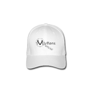 Caps & Hats ~ Flexfit Baseball Cap ~ Muffens Media Cap
