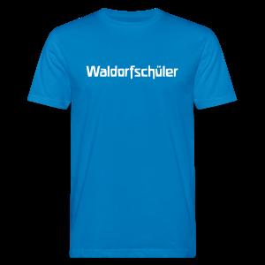 Waldorfschüler Bio Shirt - Männer Bio-T-Shirt