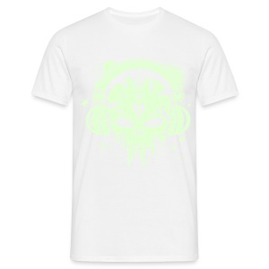 Glow in the dark. - Men's T-Shirt