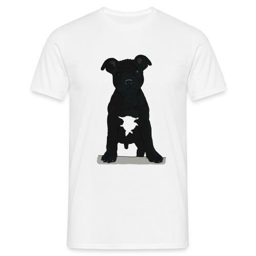 Staffevalp t-shirt - T-shirt herr