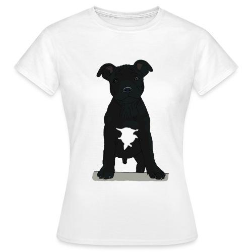 Staffevalp t-shirt - T-shirt dam