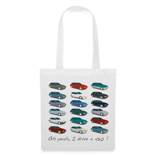 Sac - Colors of 480 - Tote Bag