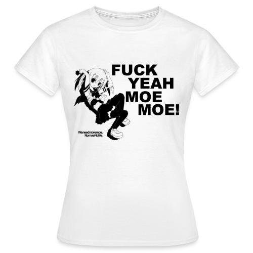More moe (Woman) - Women's T-Shirt