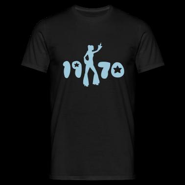 1970s Retro Woman T-Shirts