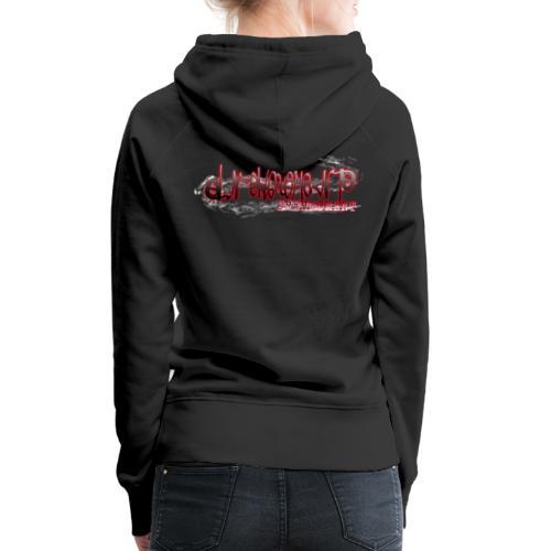 labelkapu drehmoment dust - Frauen Premium Hoodie