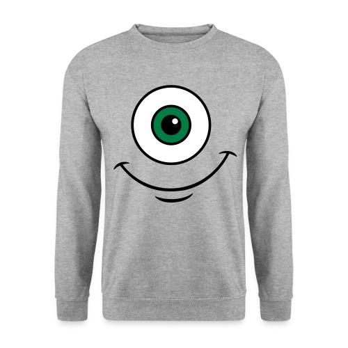 one eye - Mannen sweater