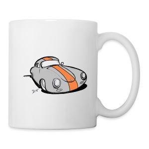 1G4 motif 356 racing 3 - Tasse
