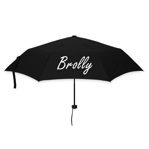 Female Brolly - Umbrella (small)
