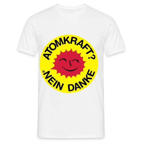 Atomkraft shirt - Männer T-Shirt