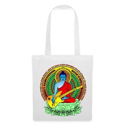 Rock'n'Roll Buddha Bag - Stoffbeutel
