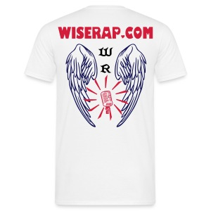 EXCLUSIVE WISERAP SUMMER T-SHIRT - Men's T-Shirt