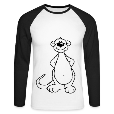 Meerkats Long sleeve shirts