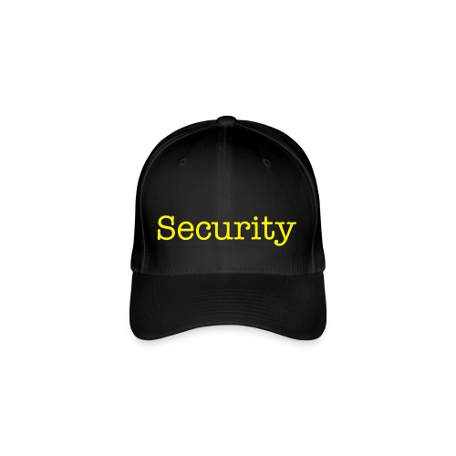 Security - Flexfit baseballcap