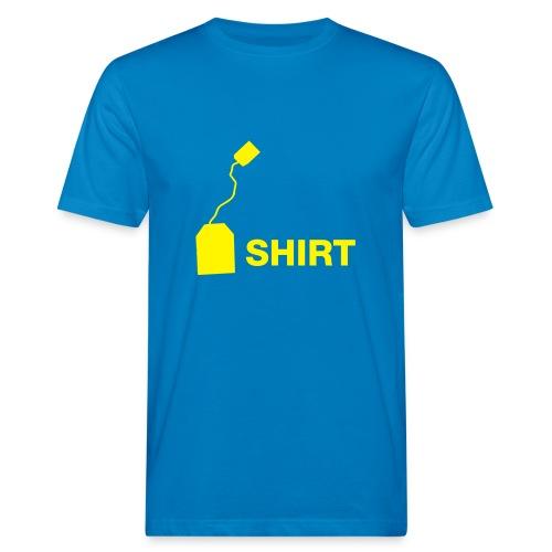 Thee-Shirt mannen - Mannen Bio-T-shirt