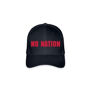 Gorra No Nation - Gorra de béisbol Flexfit