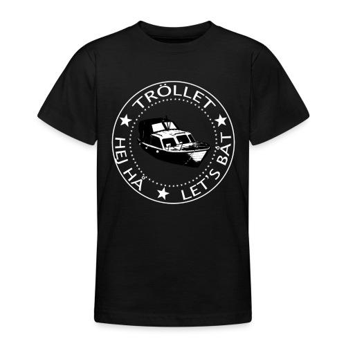 Lille-Tröllet - T-shirt tonåring