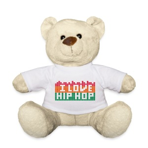 i love hip hop - Nounours