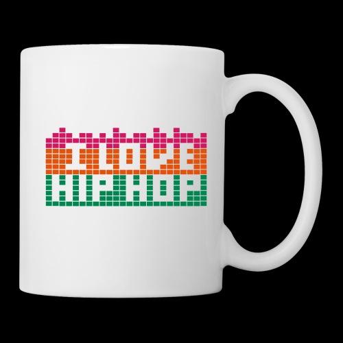 I LOVE HIP HOP mug - Mug