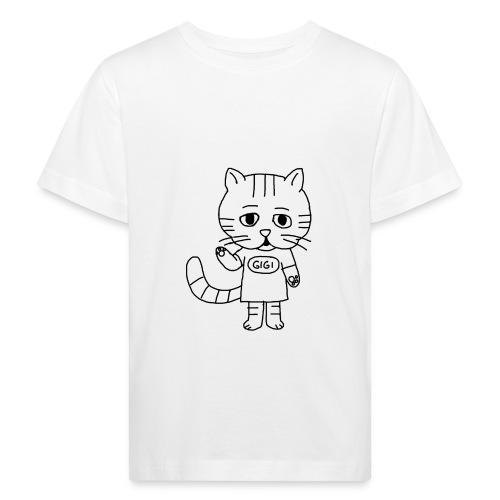 tee shirt gigi pour Malou - T-shirt bio Enfant