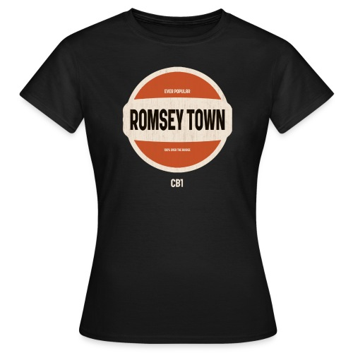 Romsey Town Vintage - Women's T-Shirt