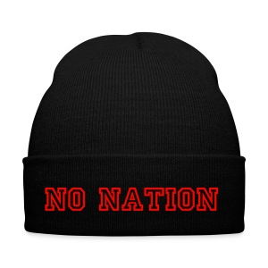 Gorro No Nation - Gorro de invierno