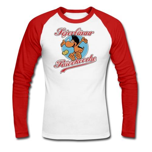Sejerlännr Riivekooche - Männer Baseballshirt langarm