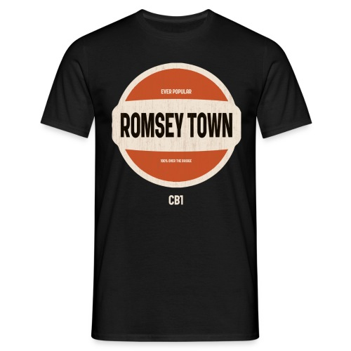 Romsey Town Vintage - Men's T-Shirt