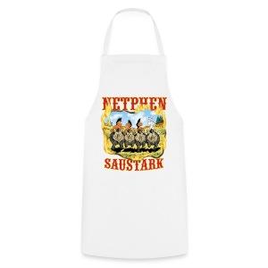 Grillschürze Saustark - Kochschürze