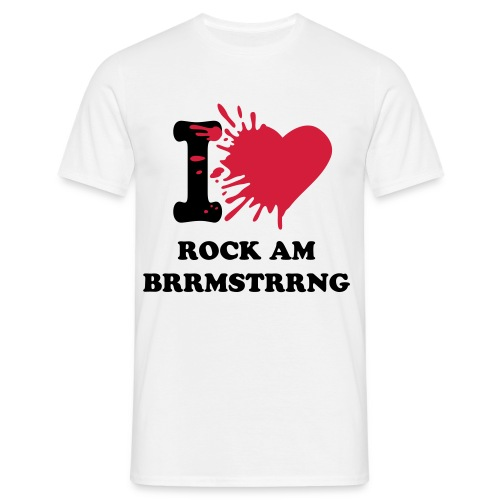 Rock am Burrmeisterring M - Männer T-Shirt