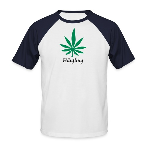 Hämfling - Männer Baseball-T-Shirt