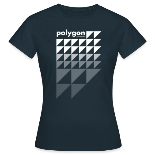 Polygon - Women's T-Shirt