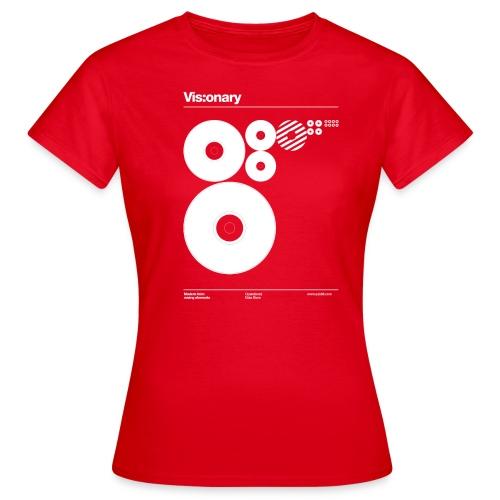 Vis:onary - Women's T-Shirt