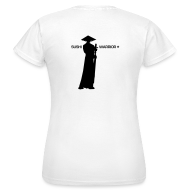T-Shirts ~ Frauen T-Shirt ~ CLASSIC WARRIOR GIRLS