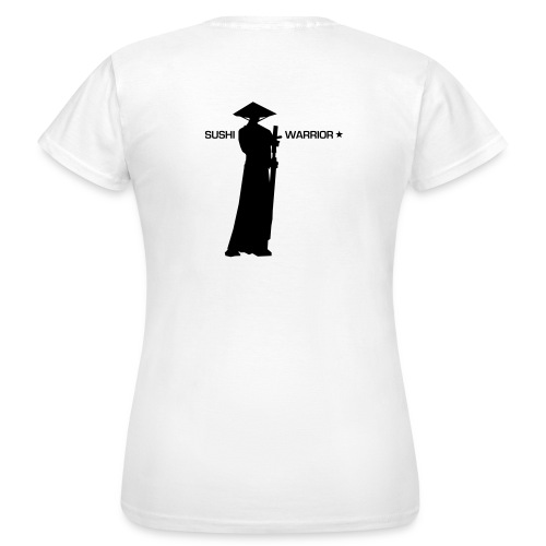 CLASSIC WARRIOR GIRLS - Frauen T-Shirt