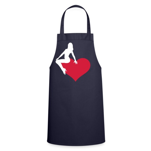 cook up some love - Cooking Apron