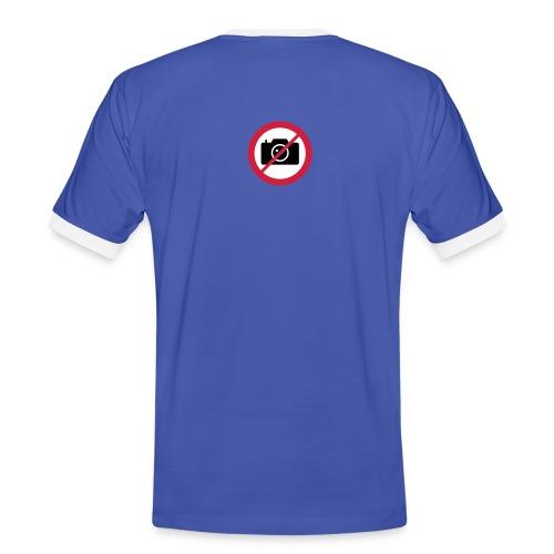 Lotus sans logo  - T-shirt contrasté Homme